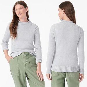 J. Crew Always 1988 Rollneck Knit Sweater Size M